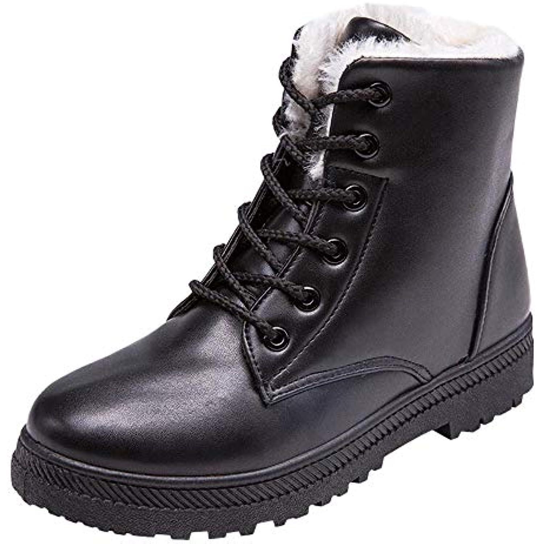 Chaussures Femme Hiver Boots Youngii Cheville Neige Bottes de Neige Cheville pour Femmes élégantes Chaussures d'hiver Bottes... - B07JWLBT63 - 8b763e