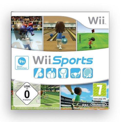 Wii Sports [Nintendo Wii / Deutschland] (Videospiele-sport Wii)