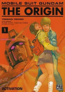 Mobile Suit Gundam - The Origin Edition simple Tome 1