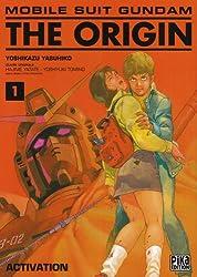 Mobile Suit Gundam - The origin Vol.1