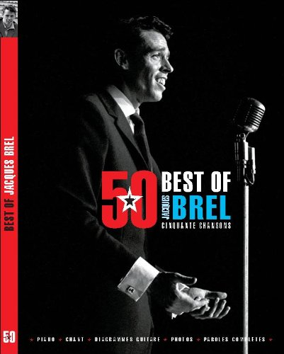 Brel Jacques Best Of 50 Titres P/V/G²