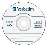 Verbatim 97341 - blank Blu-Ray discs (Jewelcase)