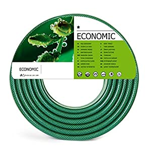 Cellfast 10-002 Economic Manguera, Verde, 1/2″(12,5 mm), 30 m