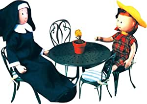 Madeline Outdoor Table & Chair
