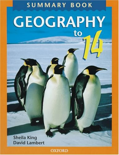 Geography to 14 (Summary Book )