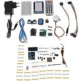 Homyl Set Ultimate UNO Projekt Super Starter Kit Anfänger DIY + Steckbrett Für Arduino
