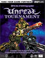Unreal Tournament Official Strategy Guide de Bart G. Farkas