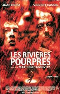 Les Rivières pourpres [VHS]