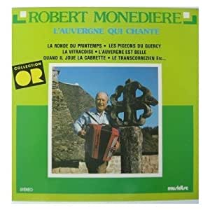 collection or : l'auvergne qui chante (33 tours)