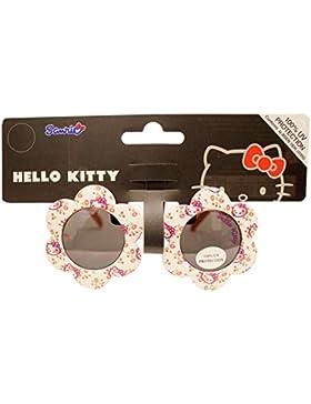 Hello Kitty gafas de sol para niñas niños flor de 100% de protección UV gafas de sol