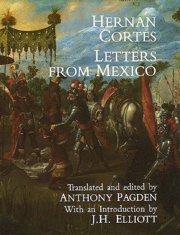 Descargar Libro Letters from Mexico de Hernan Cortes