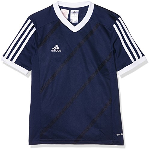 adidas Kinder Trikot Tabela 14, New Navy/White, 128, F84836