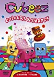 Cubeez: Colours And Shapes [DVD]