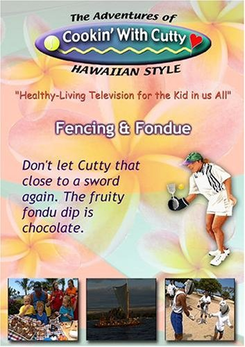 Preisvergleich Produktbild CTV8 Fencing & Fondue by Hosted by Lisa Phillips & Barry Cutler