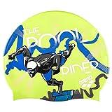 Arena Poolish gorro de natación piscina Rider