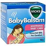 Vicks Baby Balsam 50gm