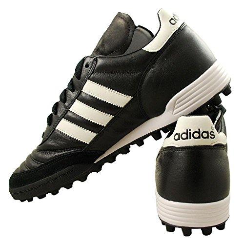 Adidas Mundial Team, Chaussures de Football Adulte Mixte Schwarz