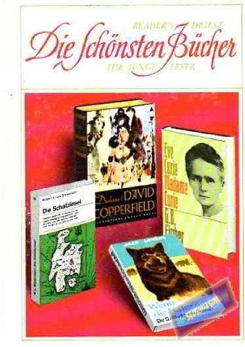 Die schönsten Bücher für junge Leser: Die Schatzinsel / David Copperfield / Madame Curie / Wenn die Natur ruft