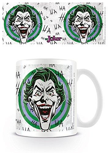 """DC Originals """"del Joker en Taza de cerámica"""