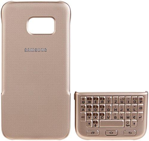 Samsung Keyboard Cover Schutzhülle für Galaxy S7, gold