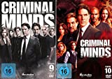 Criminal Minds - Staffeln 9+10 (10 DVDs)