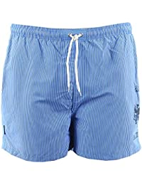 Elemar - Short de bain Sailing bleu pacifique - Elemar grande taille homme - Bleu
