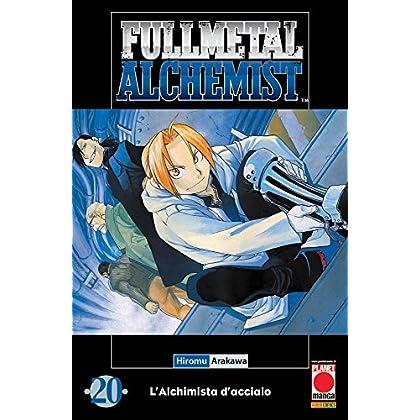 Fullmetal Alchemist. L'alchimista D'acciaio: 20