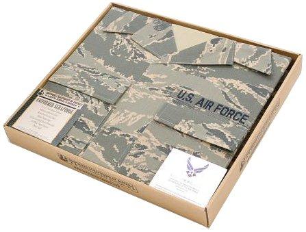 Air Force Tiger Stripe (Air Force Scrapbook Album)