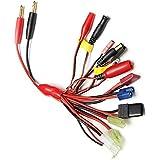 SHINA 14in1 Equilibrio multifunción cargador con adaptador de cable 15CM