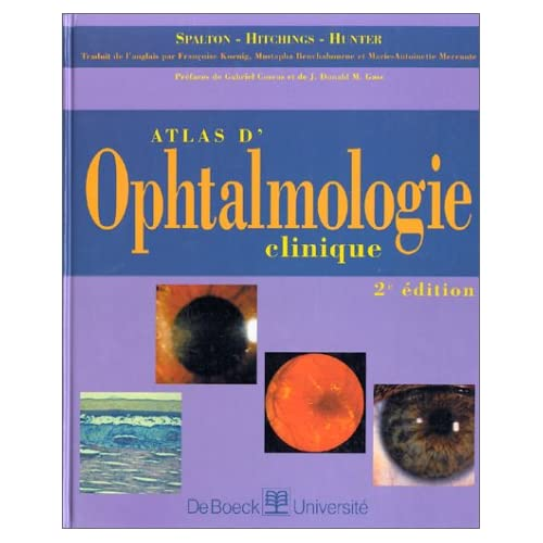 Atlas d'ophtalmologie clinique
