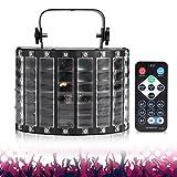 Cocoarm Lichteffekte Disco Lampe Weihnachtsfest Discolicht Partylicht Beleuchtung Partybeleuchtung mit Fernbedienung für Party Bar Geburtstag