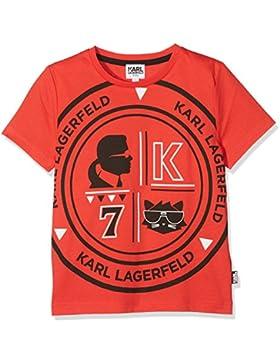 Karl Lagerfeld T-Shirt, Top Deportivo para Niños