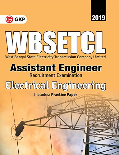 WBSETCL (West Bengal State Electricity Transmission Co. Ltd.) 2019 - Assistant Engineer - Electrical Engineering