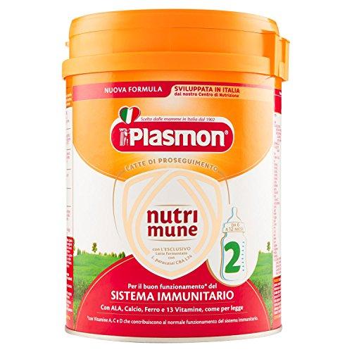 Plasmon latte in polvere nutri mune 2 - 750 gr