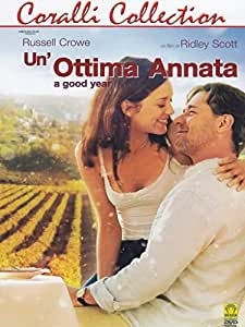 Un'ottima annata - A good year [Import anglais]