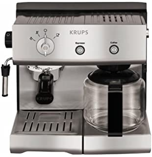 cafeti re krups machine expresso combin also krups. Black Bedroom Furniture Sets. Home Design Ideas