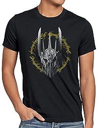 style3 Anneau Sombre T-Shirt Homme Nouvelle-Zélande Comté