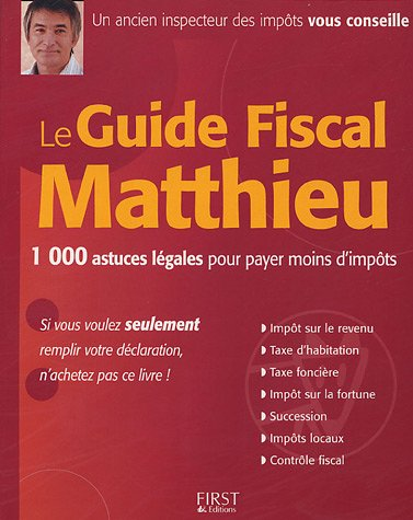 Le Guide Fiscal Matthieu