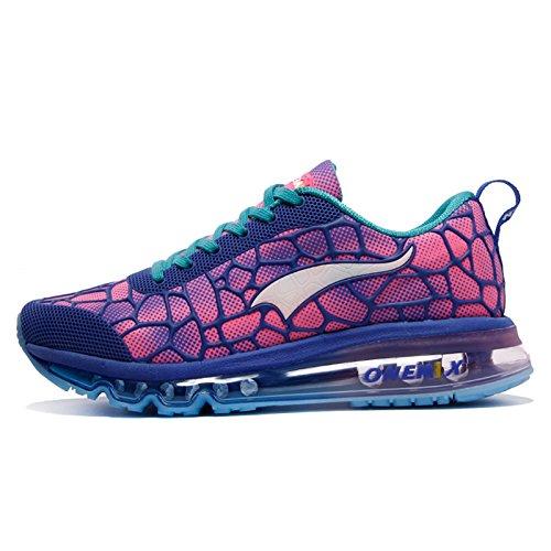 ONEMIX Women's Air Cushion Running Shoes Lightweight Walking Jogging Gym Outdoor Exercise...