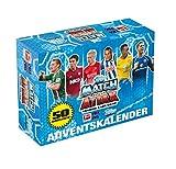 Match Attax Bundesliga 2014/2015 Adventskalender - mit 50 Sammelkarten & exklusive Sammelkarte