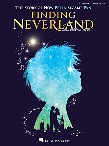 finding neverland sheet music