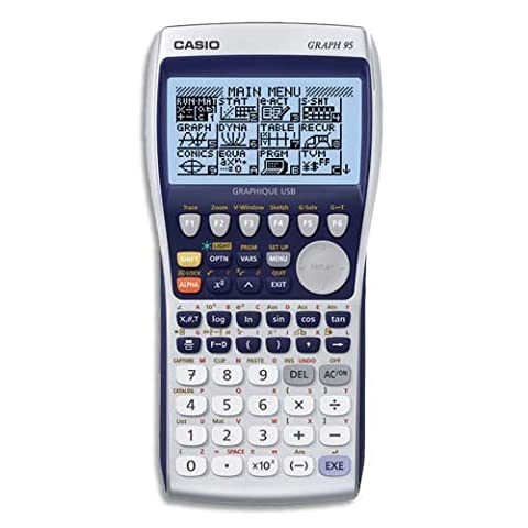Casio Graph 95 Calculatrice Graphique 21