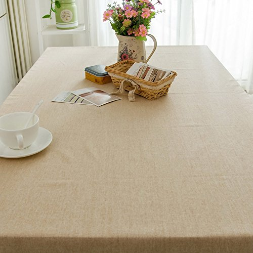 flagger-waterproof-cotton-flax-plain-coffee-restaurant-solid-exhibition-table-cloth-clothcolor6060cm
