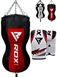 Best Heavy Bags - RDX Heavy Boxing Uppercut Body Punch Bag Filled Review