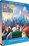 The Secret Life of Pets / Comme des bêtes [Steelbook Blu-ray + DVD + Digital HD] FNAC Edition spécilae - mit deutscher Dolby Atmos Fassung auf Blu-ray