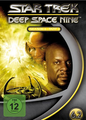 Star Trek - Deep Space Nine/Season 6.2 (4 DVDs)
