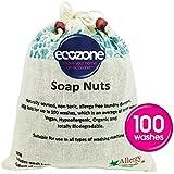 EcoZone orgánicos jabón nueces 100 lavados 300g
