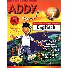 ADDY. Englisch Klasse 7. 4 CD- ROMs für Windows 95