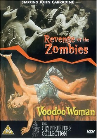 Bild von Revenge Of The Zombies / Voodoo Woman [DVD]