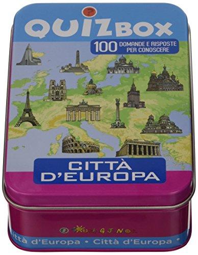 Città d'Europa. 100 domande e risposte per conoscere